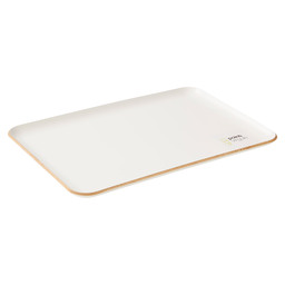 POINT-VIRGULE RECTANGULAR SERVING TRAY W