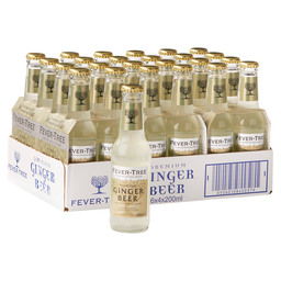 PREMIUM GINGER BEER FEVER-TREE 20CL