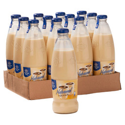 KOFFIEMELK HALVAMEL FLES 465ML