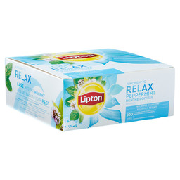 TEA COIN PROF LIPTON HERBAL DRINK