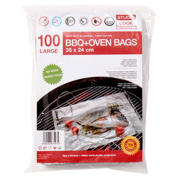 OVEN + BBQ BAGS L