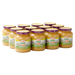 APPELMOES 370ML EK  AUTHENTHIEK HOLLANDS