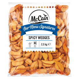 WEDGES SKIN-ON SPICY