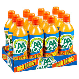 AA DRINK SPORTWATER H2O 50CL