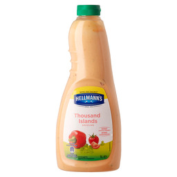 SALADDRESSING HELLMANN'S THOUSAND ISLA