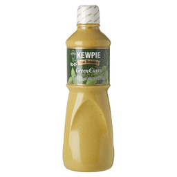 THAI GREEN CURRY DRESSING KEWPIE PET