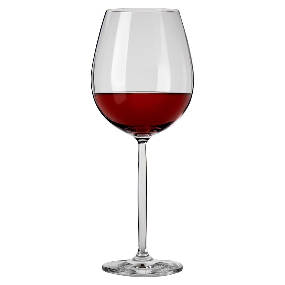 DIVA 0 BURGUNDY WINE GLASS 0.46 L