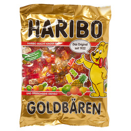 GOLDBEARS HARIBO
