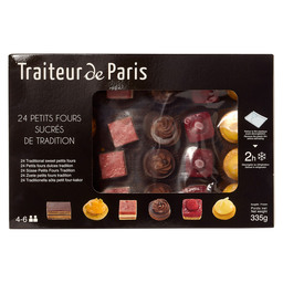 PETITS FOURS ZOET TRADITION