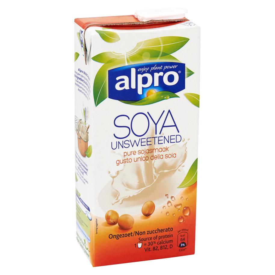 ALPRO SUGAR-FREE SOY DRINK