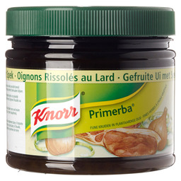 PRIMERBA ONION MET BACON SPICES, IN OIL
