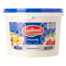 MOZZARELLA MINI 8 GR GALBANI