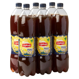 ICE TEA ZERO PET  1,5L BRUISEND