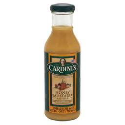 HONEY MUSTARD CARDINI'S DRESSING