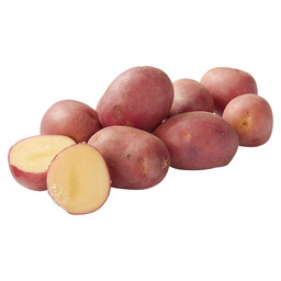 ROSEVAL NEW POTATOES WASHED