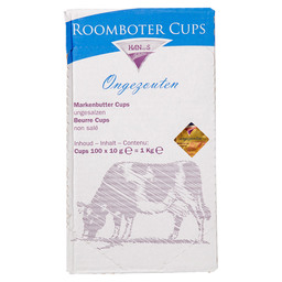 ROOMBOTERCUPS 10GR