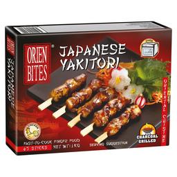 YAKITORI JAPANESE 67 STUKS