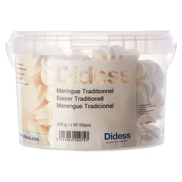 MERINGUE TRADITIONAL +/- 90 STUKS