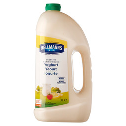 DRESSING YOGHURT HELLMANS