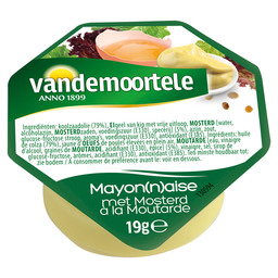MAYONNAISE PORT. VDM 20ML