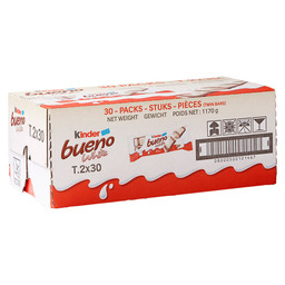 KINDER-BUENO T2 WEISS 39GR