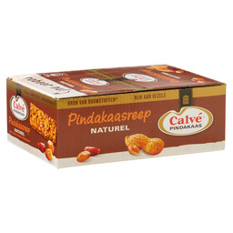 PINDAKAASREEP NATUREL 40GR