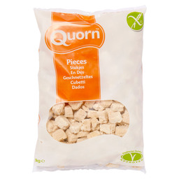 QUORN CUBES/PIECES