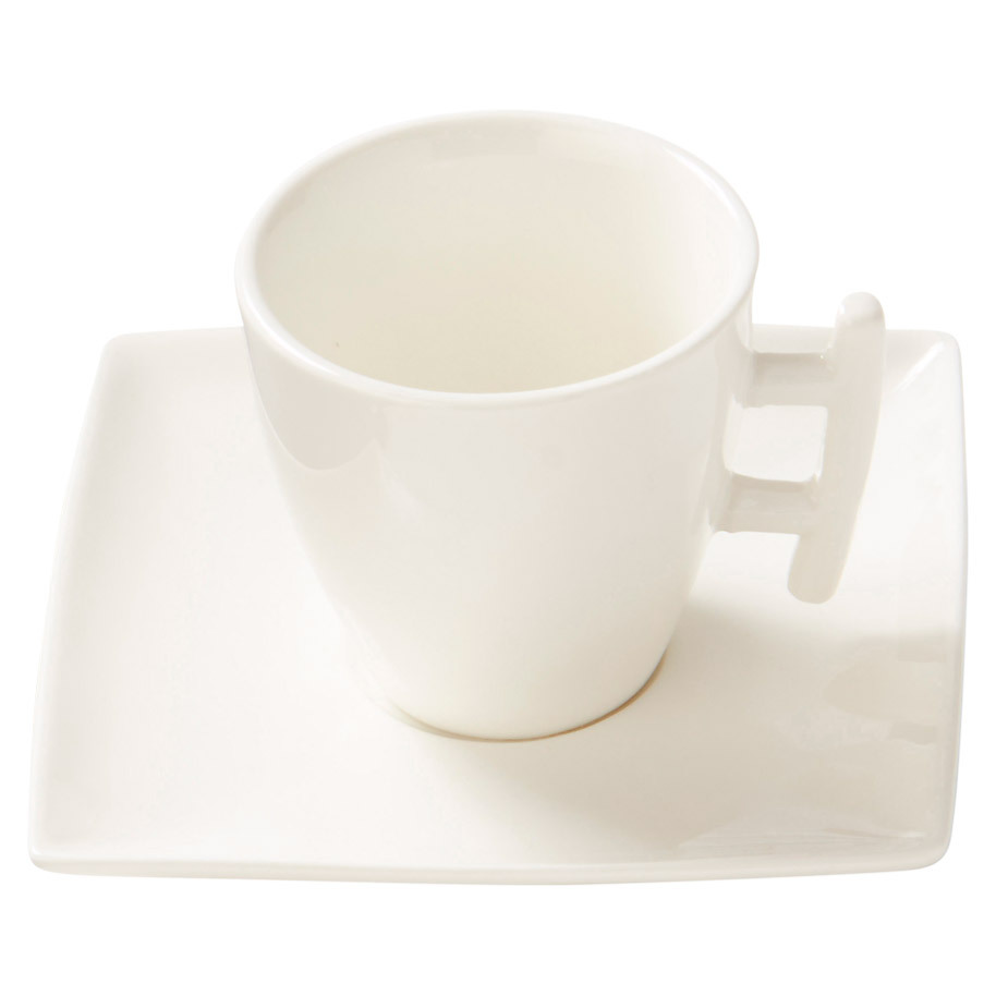 MOCCA CUP 8 CL+SAUCER SQUITO YONG