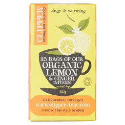 THEE LEMON&GINGER INFUSION BIO