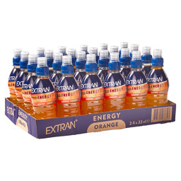 EXTRAN ENERGY ORANGE  33CL SPORTDOP
