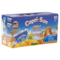 CAPRI-SUN SAFARI  20CL