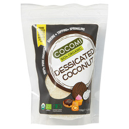 COCONUT DESICCATED COCOMI ORGANIC