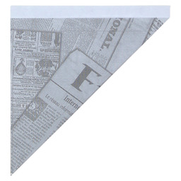 CONE BAG K17 NEWSPAPER
