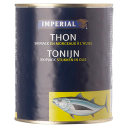 TUNA IN OIL