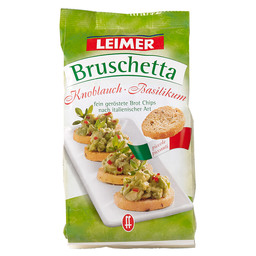 BRUSCHETTA LOOK/BASIL