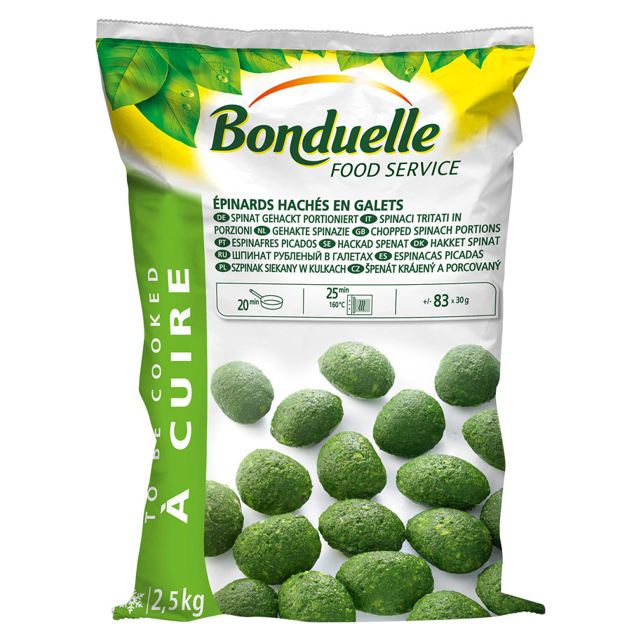 SPINACH BOULETS