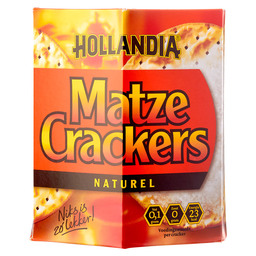 MATZE CRACKERS NATUREL
