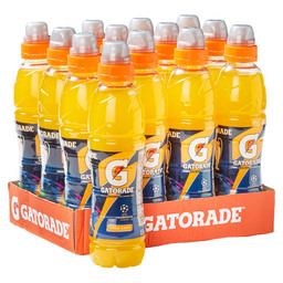 GATORADE ORANGE 50CL