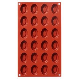 SILICONE MAL 24 SMALL SQUARE SAVARIN