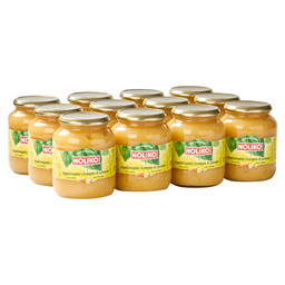 APPLE COMPOTE 720ML MET PIECES