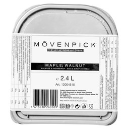 EIS MAPLE WALNUSS MOEVENPICK