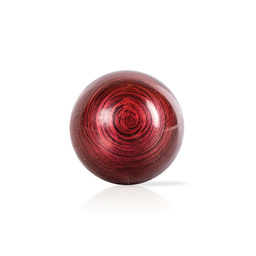 BALL DARK RED