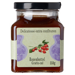 ROSE HIP JAM 60% FRUIT