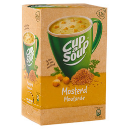 MOSTERD CREME 175ML CUP A SOUP