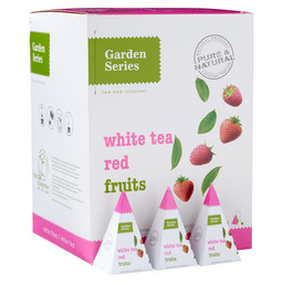 THEE WHITE TEA RED FRUITS 2GR
