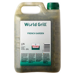 MARINADE FRENCH GARDEN WORLD GRILL PURE