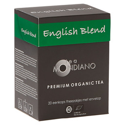 THEE ENGLISH BLEND MONDIANO NL-BIO-01