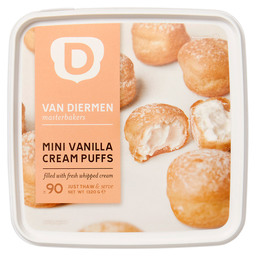 CREAM PUFFS 14,5GR P/PCS-90PCS