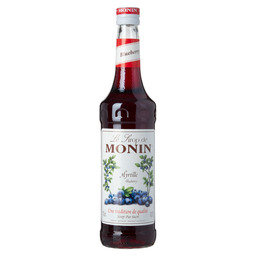 MONIN MYRTILLE BLUEBERRY