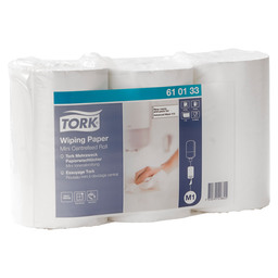 TORK MINI ROLL CELLULOSE POETSROL